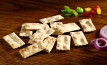 Garden Vegetable Crackers