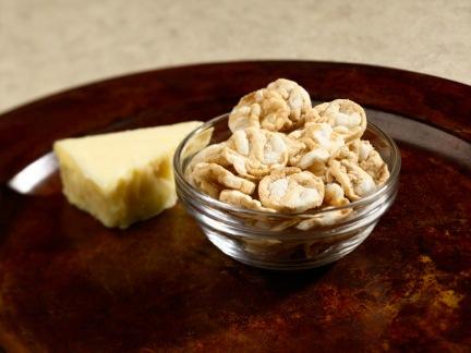 White Cheddar Crisps